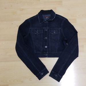 Hot kiss jean jacket